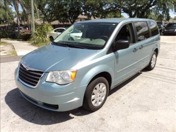 2008 Chrysler Town and Country for sale in Clearwater, FL