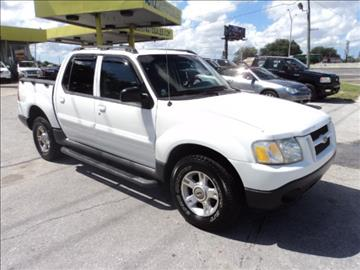 2004 Ford Explorer Sport Trac for sale in Clearwater, FL