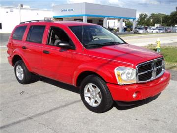 2005 Dodge Durango for sale in Clearwater, FL