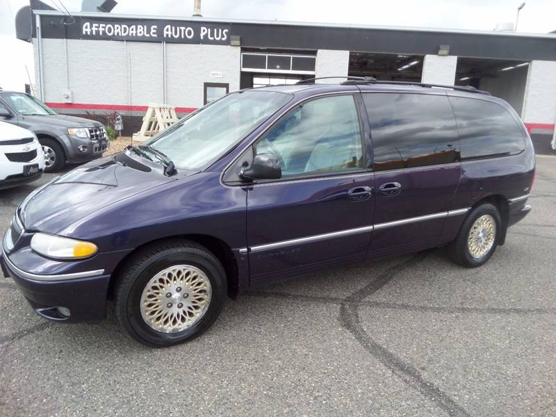 1997 Chrysler Town and Country LIMITED - Saint Cloud MN