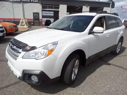 2013 Subaru Outback for sale in Saint Cloud, MN