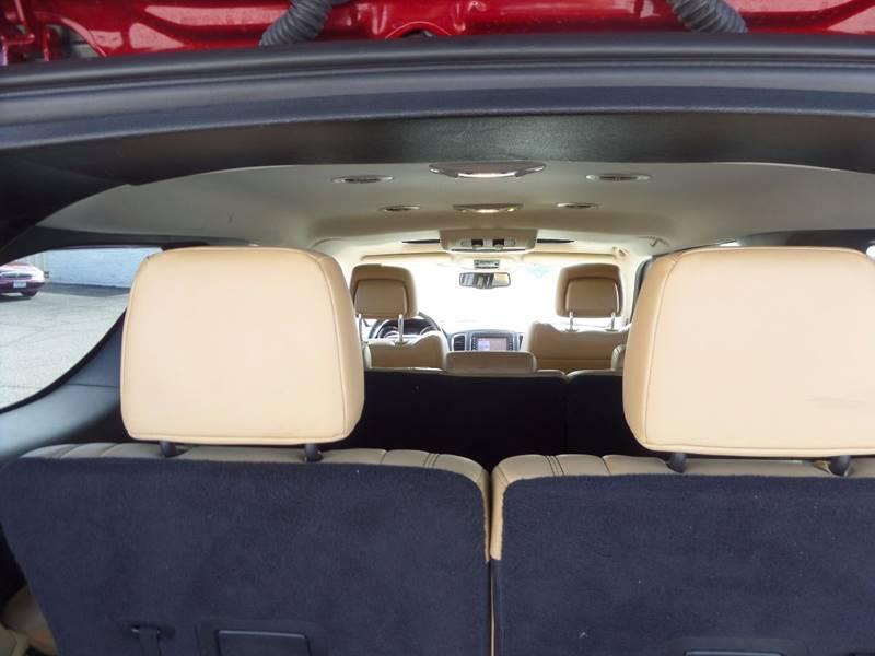 2011 Dodge Durango AWD Citadel 4dr SUV - Saint Cloud MN