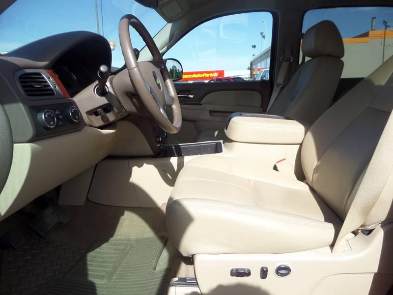 2013 Chevrolet Silverado 1500 4x4 LTZ 4dr Crew Cab 5.8 ft. SB - Saint Cloud MN