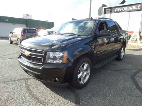 2011 Chevrolet Avalanche for sale in Saint Cloud, MN