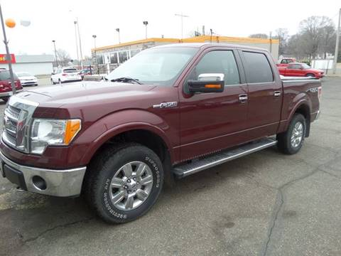 2010 Ford F-150 for sale in Saint Cloud, MN