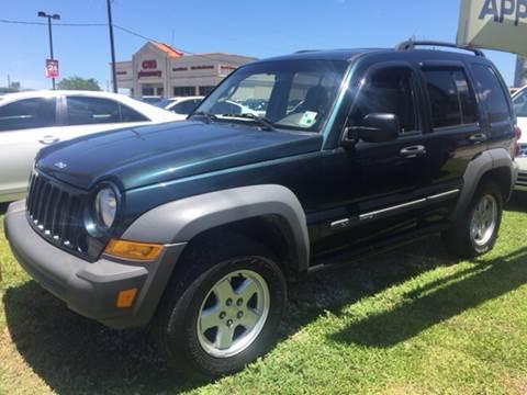 2005 Jeep Liberty for sale in Houma, LA