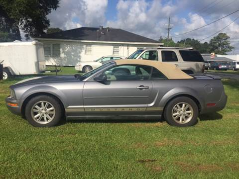 2007 Ford Mustang for sale in Houma, LA