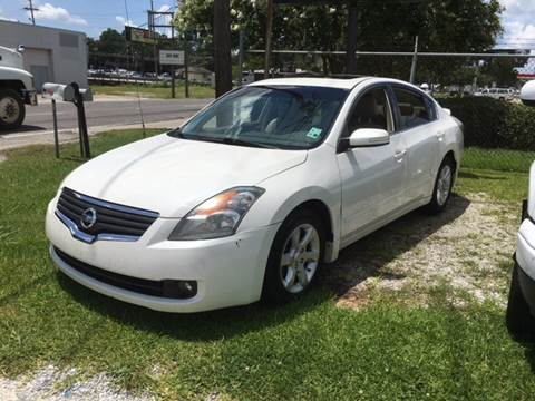 2008 Nissan Altima for sale in Houma LA