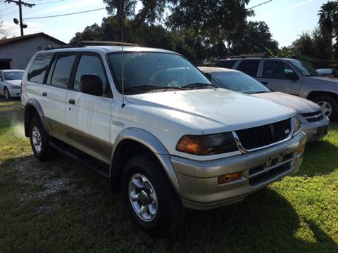 1998 Mitsubishi Montero Sport for sale in Houma, LA