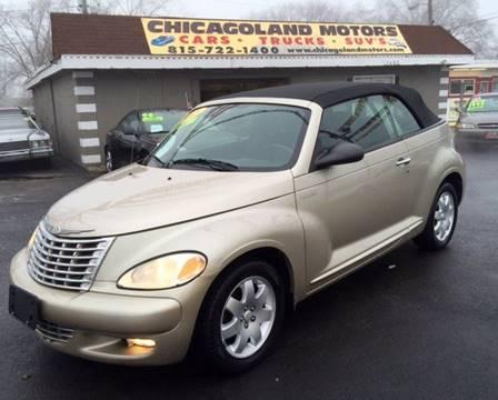 2005 Chrysler PT Cruiser for sale in Joliet, IL