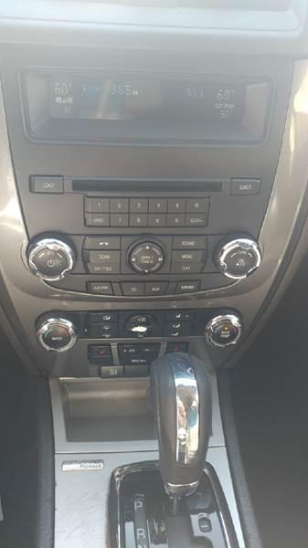 2012 Ford Fusion Sport 4dr Sedan - Wayne MI