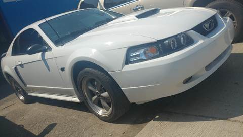 2002 Ford Mustang