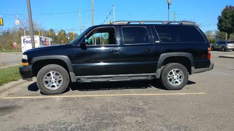 2003 Chevrolet Suburban for sale in Wayne, MI