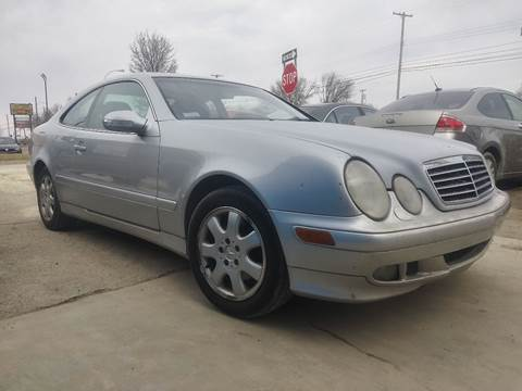 2000 Mercedes-Benz CLK CLK 320 for sale at Discount Auto Sales in Wayne MI