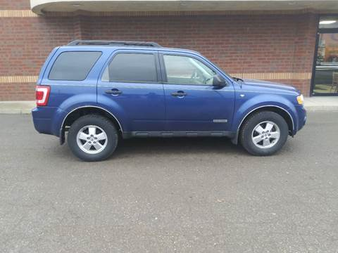 2008 Ford Escape XLT for sale at Discount Auto Sales in Wayne MI