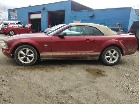 2008 Ford Mustang V6 Deluxe for sale at Discount Auto Sales in Wayne MI