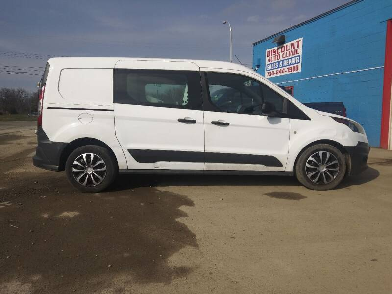 2016 Ford Transit Connect Cargo XL (image 2)