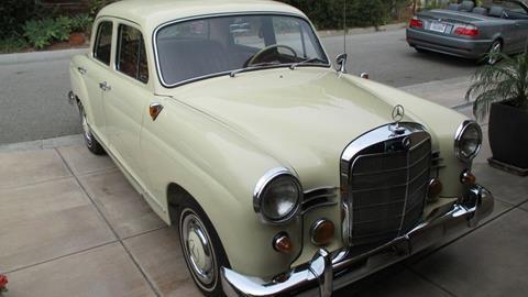 1961 Mercedes-Benz 190-Class for sale in Laguna Beach, CA