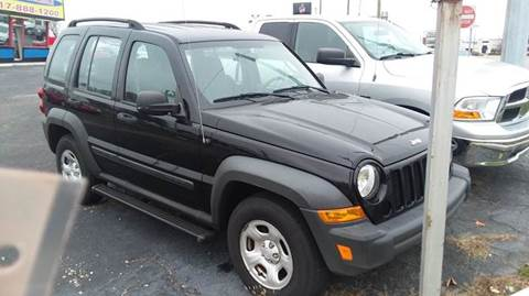 2006 Jeep Liberty for sale in Greenwood, IN