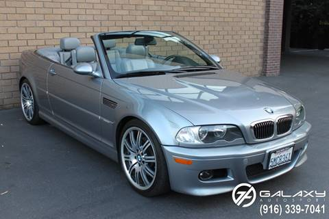2005 BMW M3 for sale in Sacramento, CA