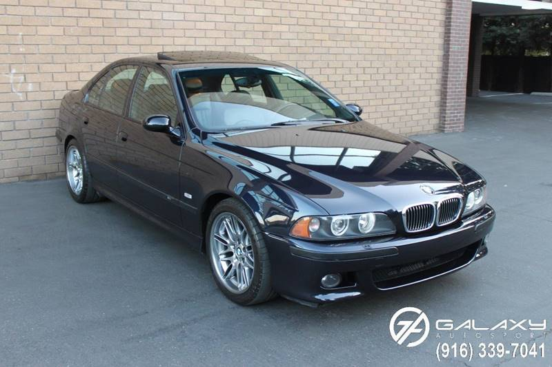 2001 bmw m5 in sacramento ca galaxy autosport. Black Bedroom Furniture Sets. Home Design Ideas