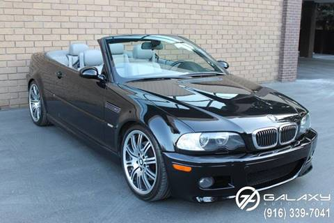 2006 BMW M3 for sale in Sacramento, CA