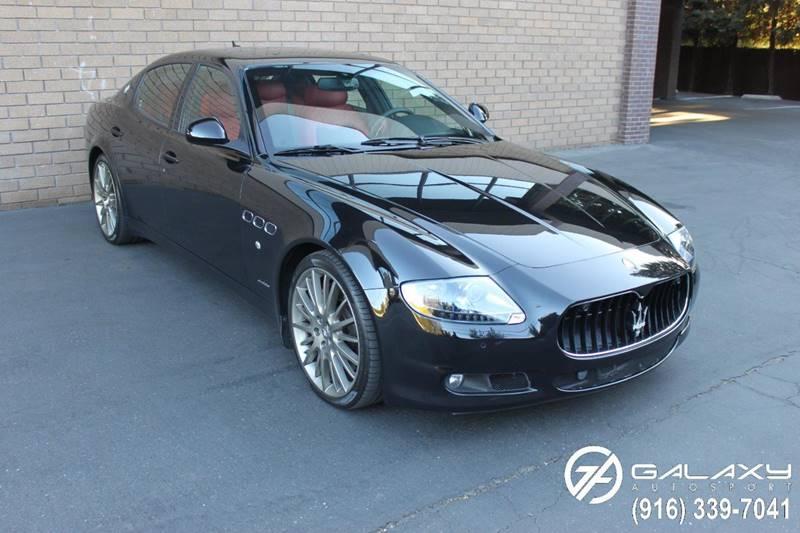 2011 Maserati Quattroporte Sport GT S In Sacrato CA - Galaxy ...