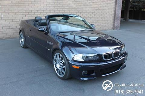 2003 BMW M3 for sale in Sacramento, CA