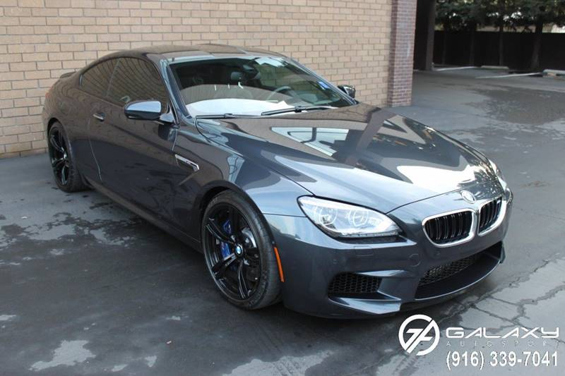 2013 BMW M6 for sale at Galaxy Autosport in Sacramento CA