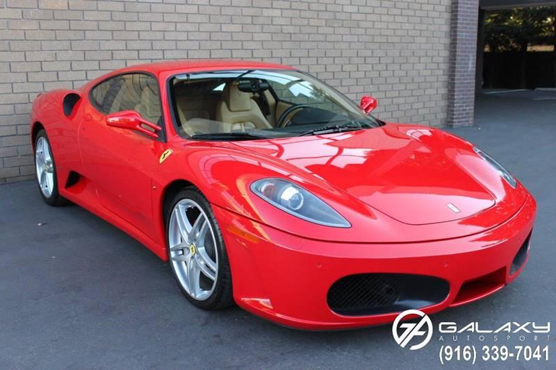 2006 Ferrari F430 for sale at Galaxy Autosport in Sacramento CA