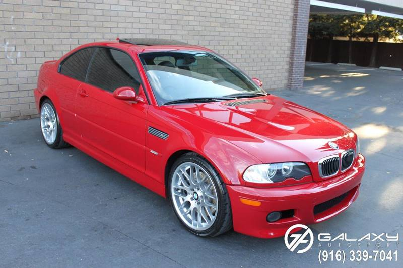 2006 BMW M3 for sale at Galaxy Autosport in Sacramento CA
