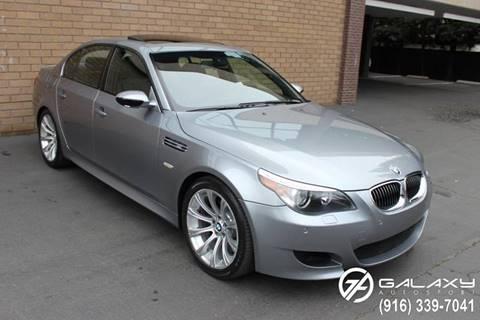 2006 BMW M5 for sale at Galaxy Autosport in Sacramento CA