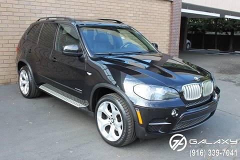 2011 BMW X5 for sale at Galaxy Autosport in Sacramento CA