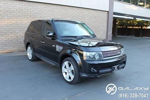 Land Rover Sacramento >> Land Rover For Sale In Sacramento Ca Galaxy Autosport