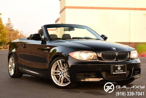2010 BMW 1 Series for sale at Galaxy Autosport in Sacramento CA