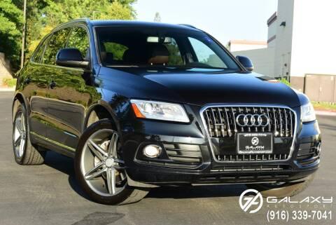 2014 Audi Q5 for sale at Galaxy Autosport in Sacramento CA
