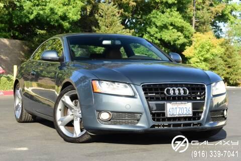 2008 Audi A5 for sale at Galaxy Autosport in Sacramento CA