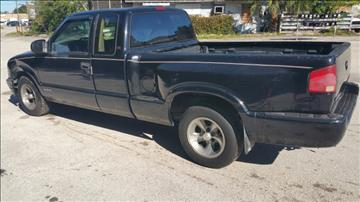1998 Chevrolet S-10 for sale in Pinellas Park, FL
