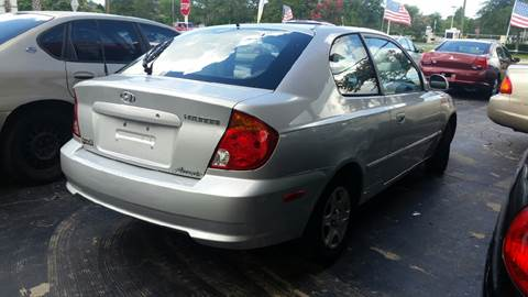 2005 Hyundai Accent for sale in Pinellas Park, FL