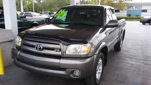 2006 Toyota Tundra for sale in Pinellas Park, FL