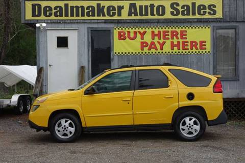 2002 Pontiac Aztek for sale in Jacksonville, FL