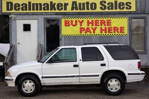 1996 GMC Jimmy for sale in Jacksonville, FL