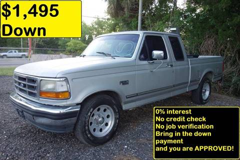 1993 Ford F-150 for sale in Jacksonville, FL