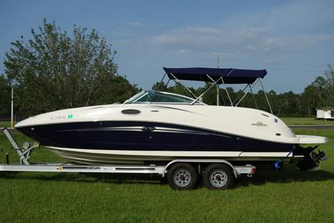 2007 Sea Ray 260 SUNDECK for sale in Jacksonville, FL
