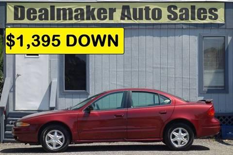2003 Oldsmobile Alero for sale in Jacksonville, FL