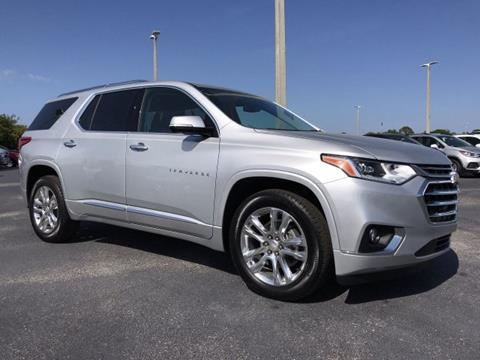 2019 Chevrolet Traverse for sale in Melbourne, FL