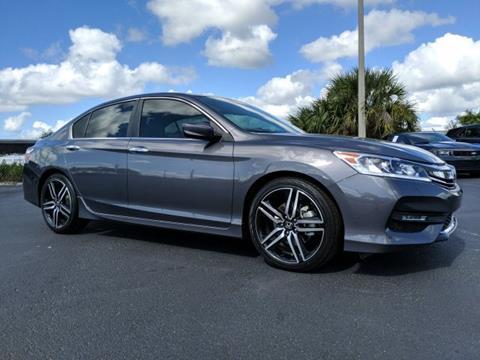 2017 Honda Accord for sale in Melbourne, FL