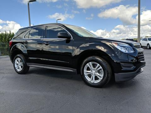 2017 Chevrolet Equinox for sale in Melbourne, FL