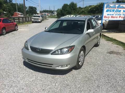 2002 Toyota Camry for sale in Danville, KY