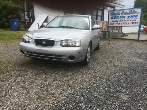 2002 Hyundai Elantra for sale in Danville KY